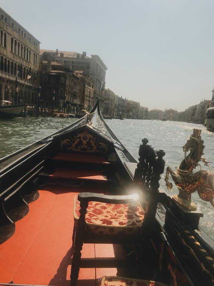 Gondola Ride, Venice Italy Photographer