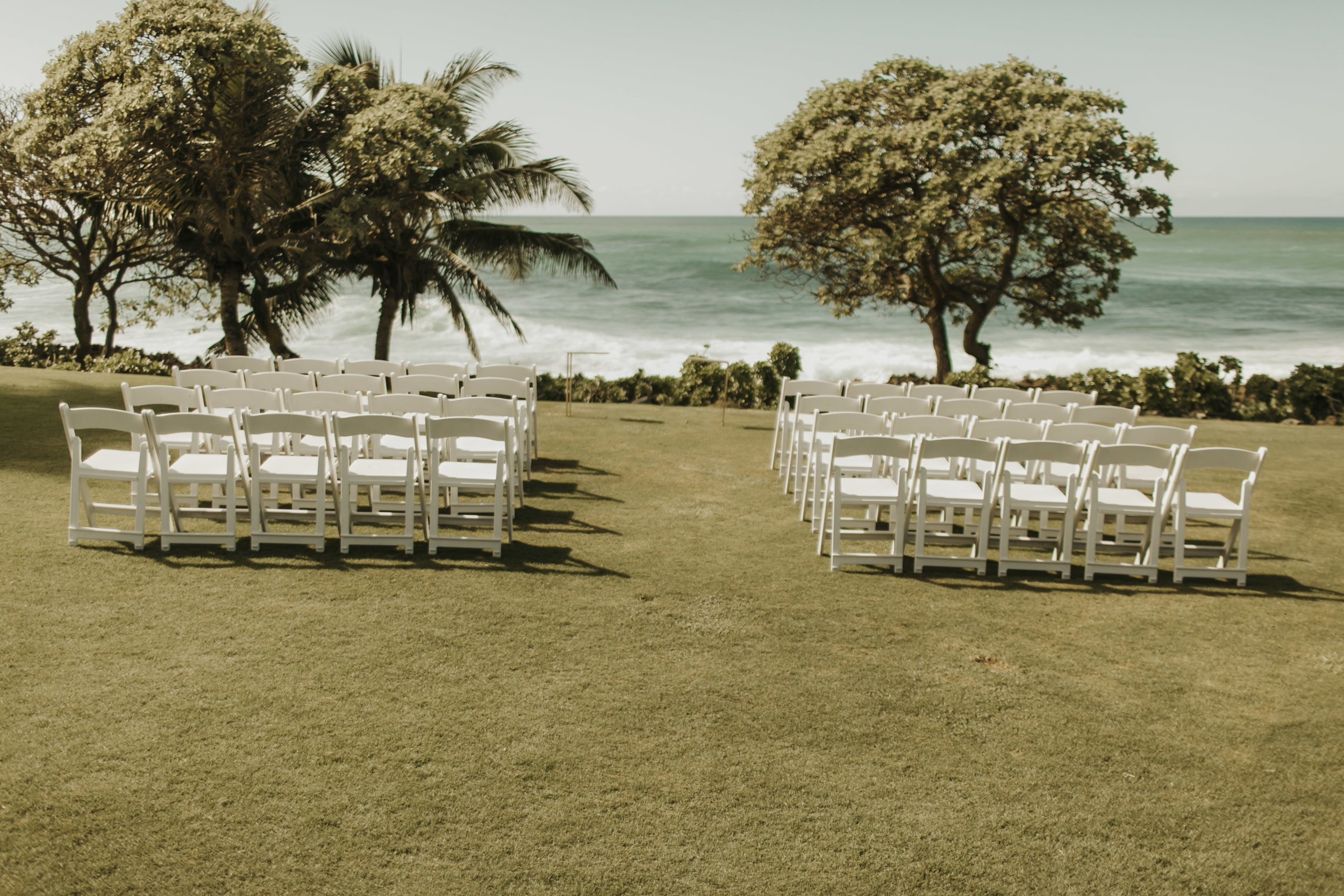 Turtle Bay Resort Photographer - Click this image to see all of their wedding photos.