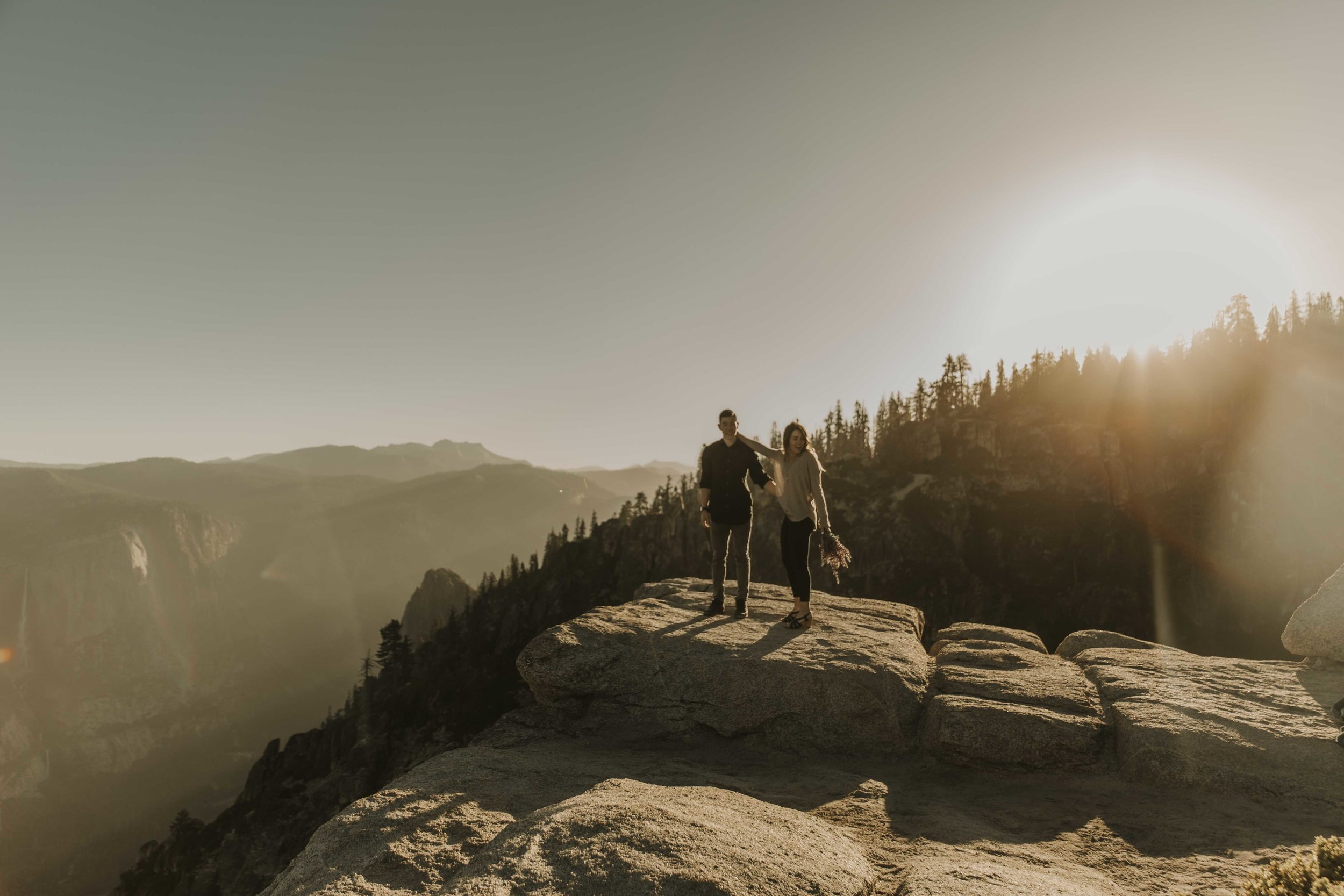 Taft Point, Yosemite Photographer