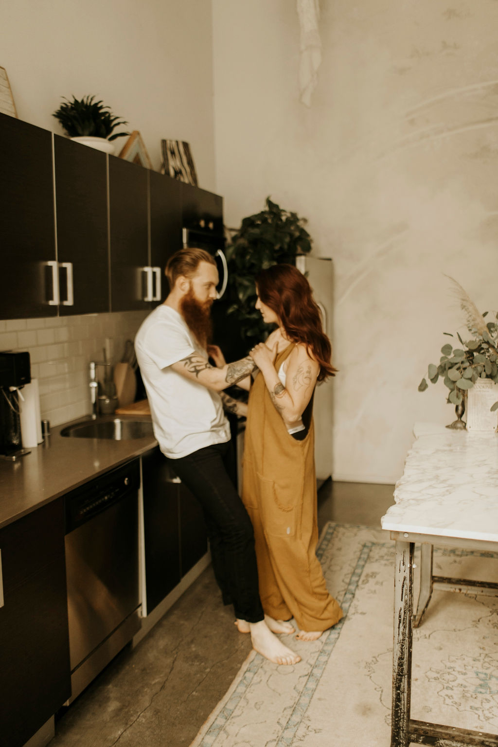 los angeles in home couples session_0086.jpg