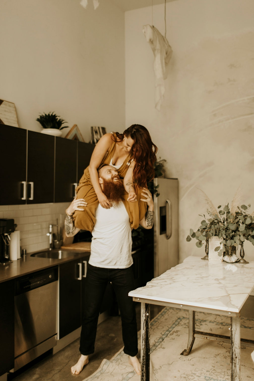 los angeles in home couples session_0125.jpg