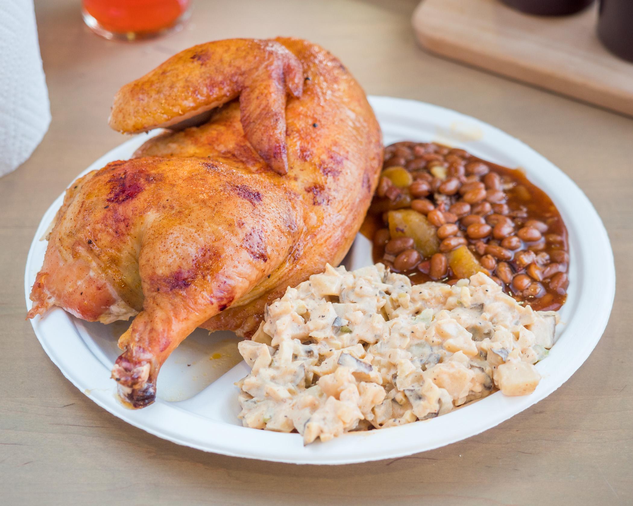 Jeremy Pawlowski Portland Texas Austin Amarillo Food Photographer Photography Fare Photo Studios bbq barbecue barbeque roast chicken