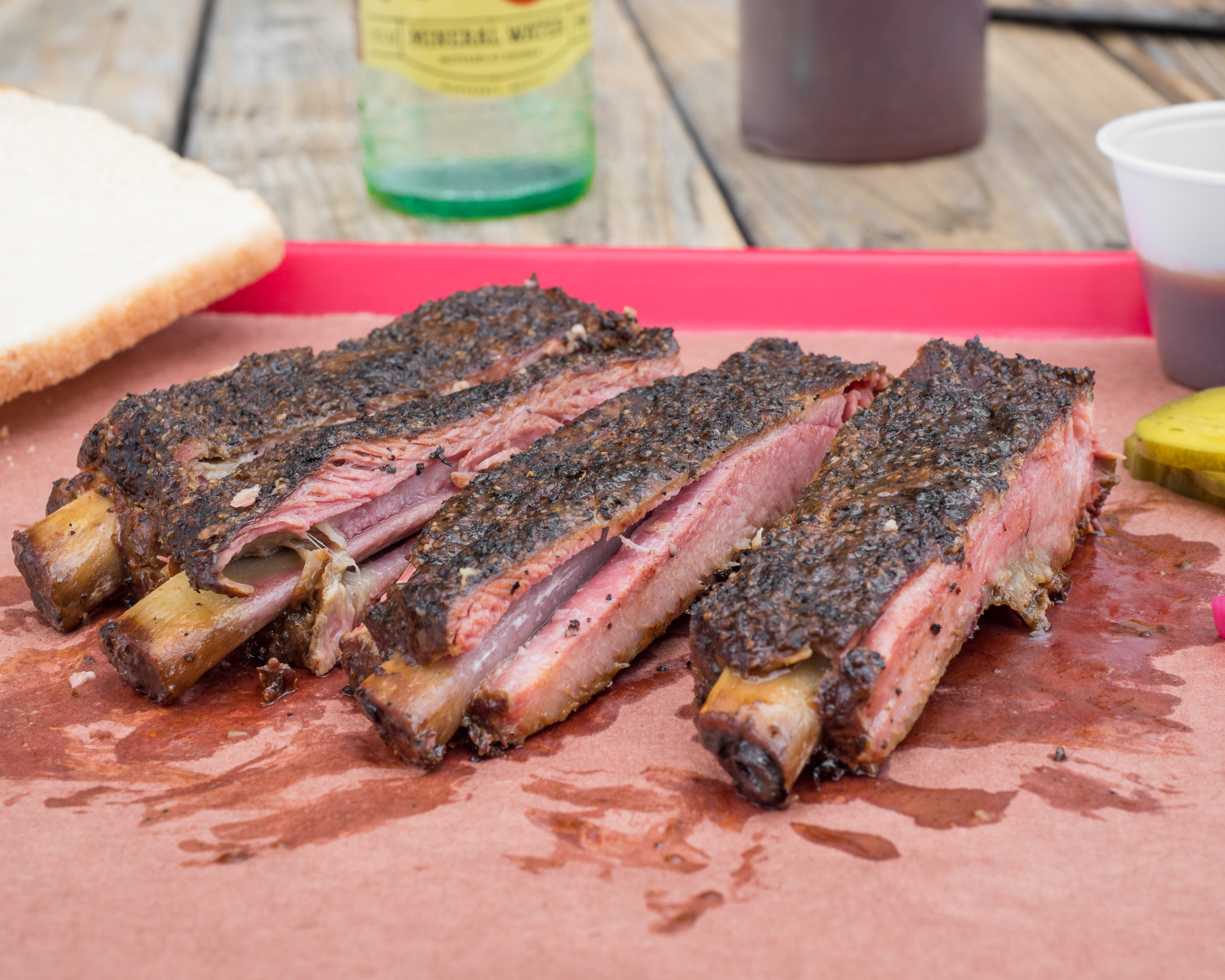 Jeremy Pawlowski Portland Texas Austin Amarillo Food Photographer Photography Fare Photo Studios bbq barbecue barbeque ribs bark