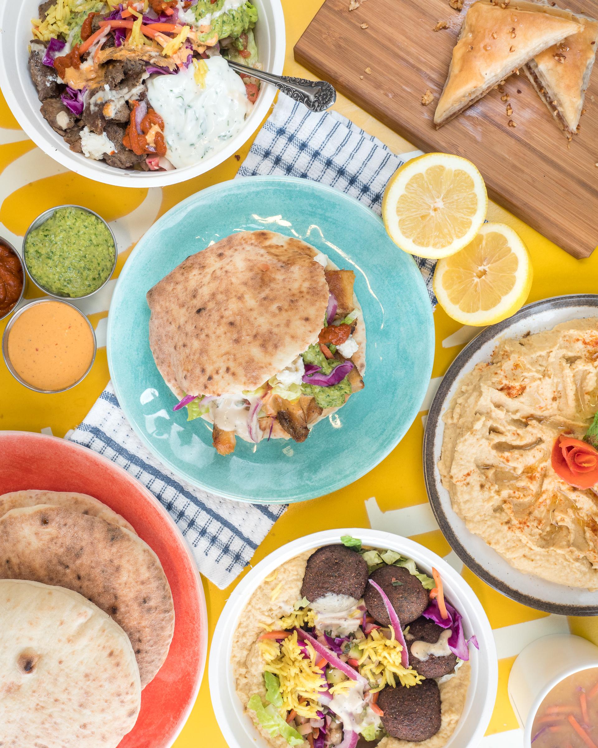 falafel gyro babas portland pacific northwest food photography photographer-6.jpg