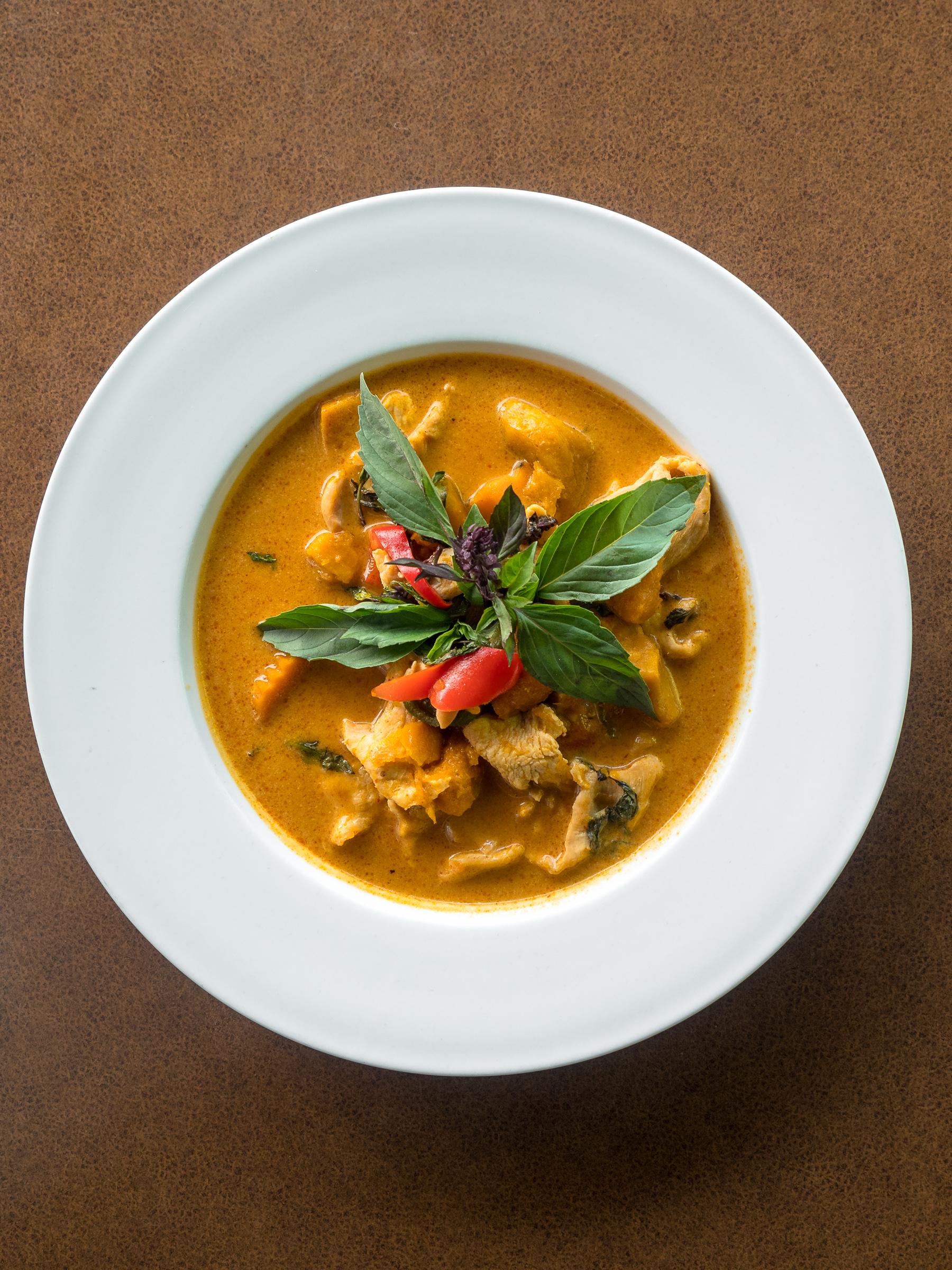 classic thai cuisine jeremy pawlowski portland oregon texas food photographer photography restaurant red curry