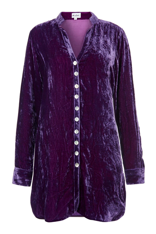 At Last Louise - Purple