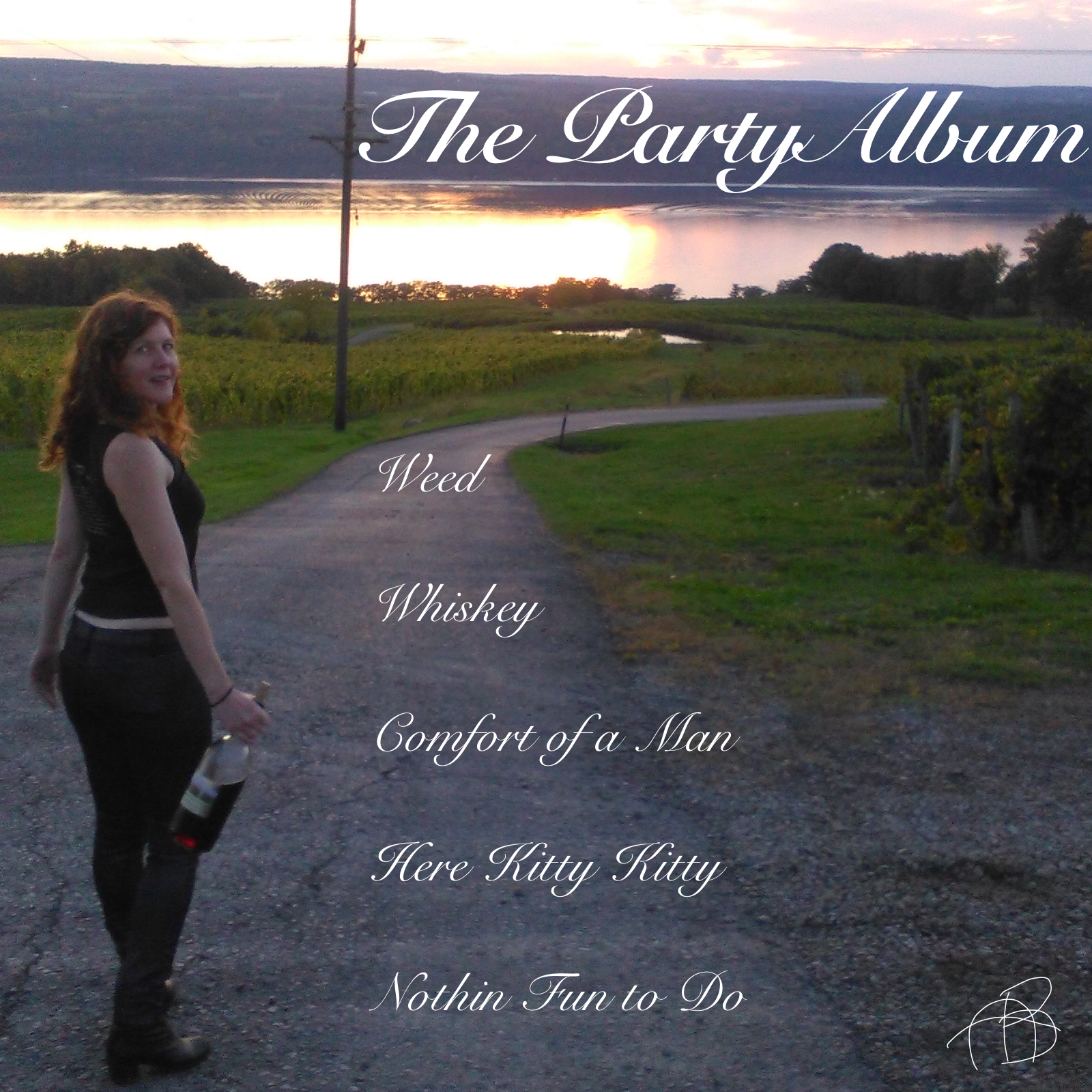 Album Cover The Party Album Final.png