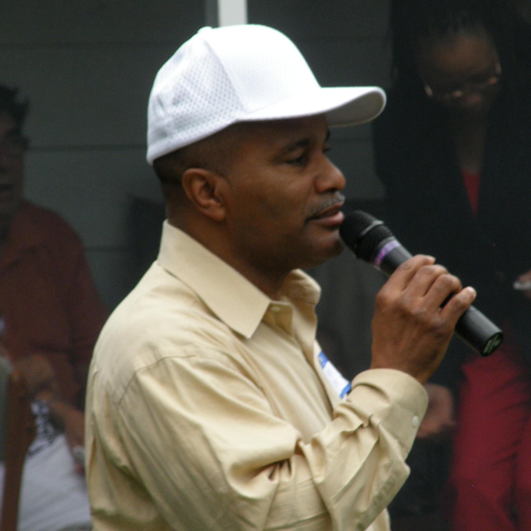 Sgt. Melvin Carter    Executive Director