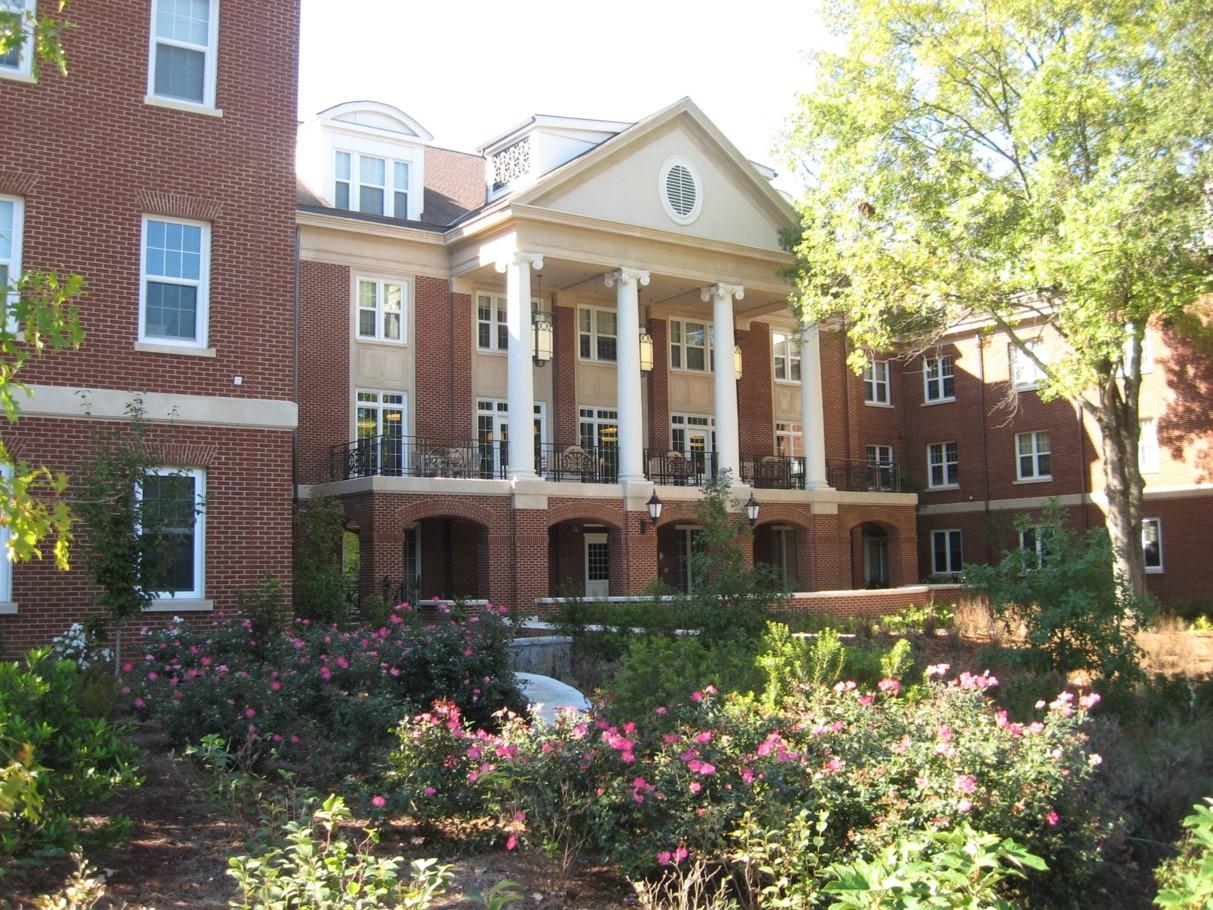 Rutherford Hall - Halloran Masonry