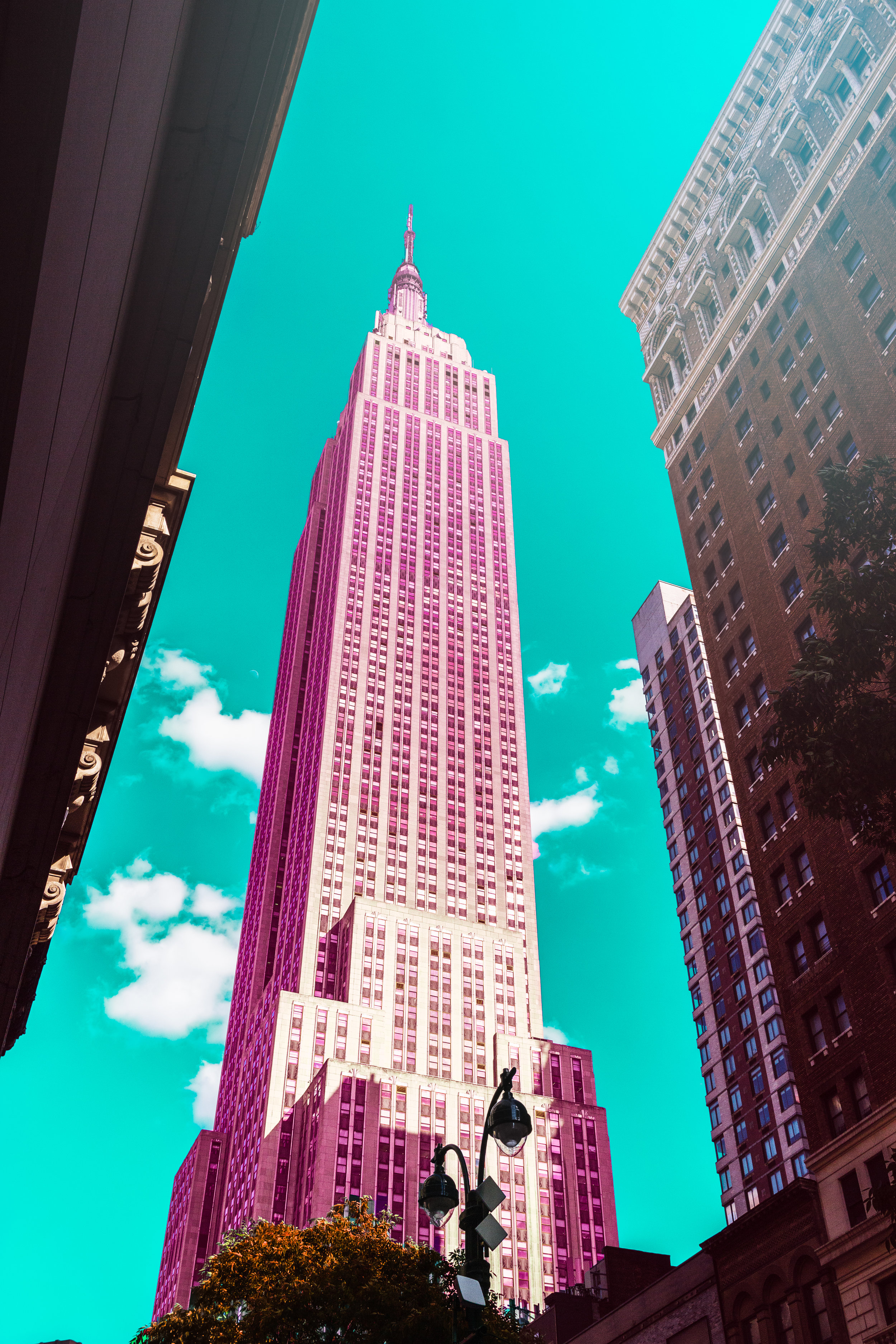Empire State - Surreal Architecture by Mike O Leary - Greengraf Photography.jpg
