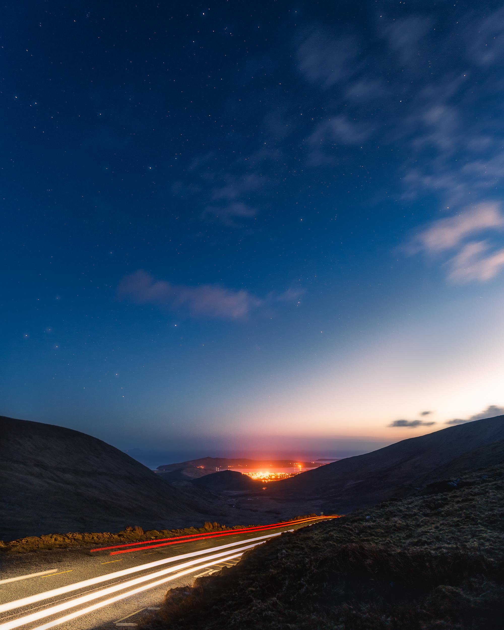 Dingle Glows in The Dark