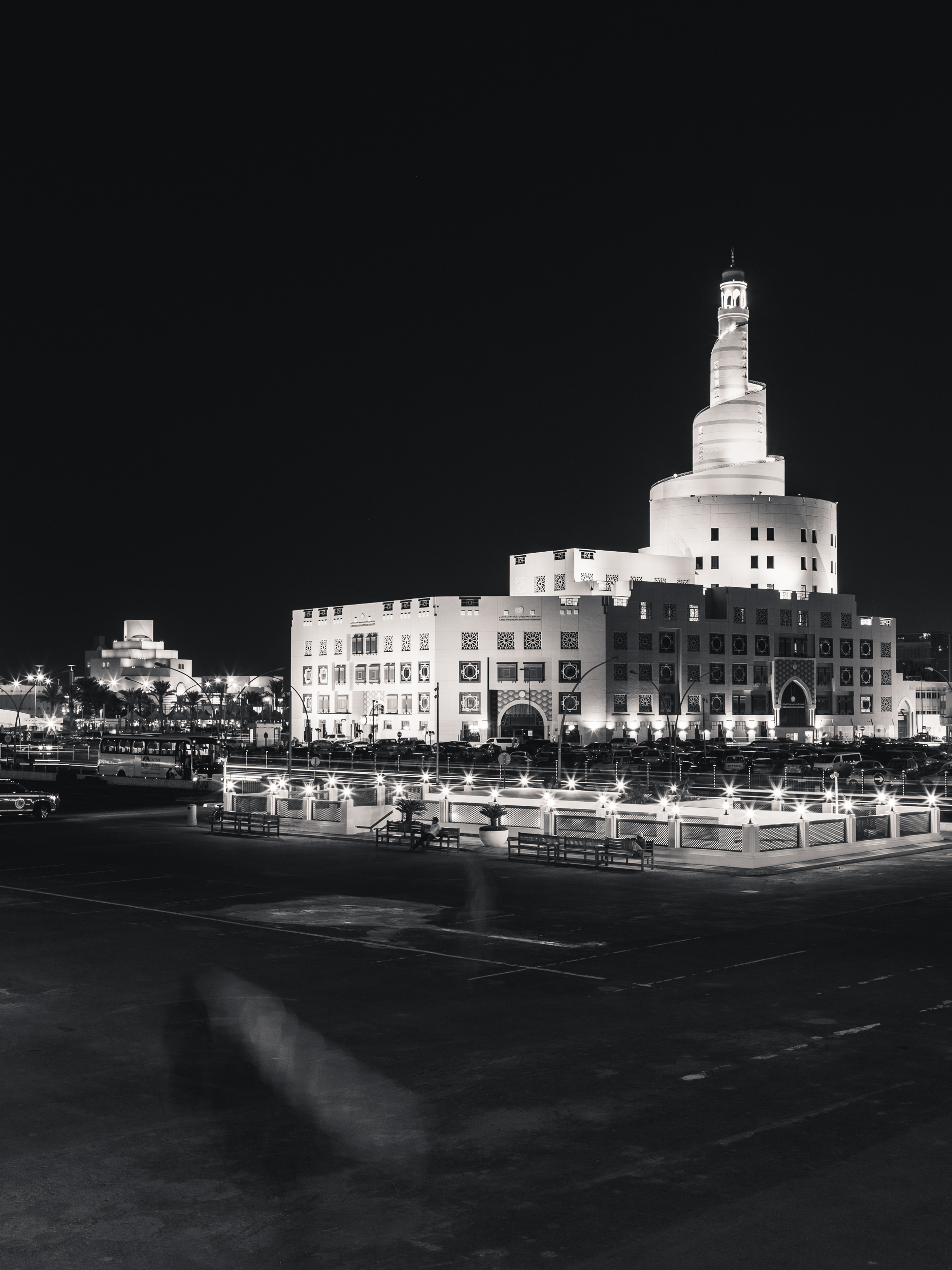 Spiral Mosque — Doha