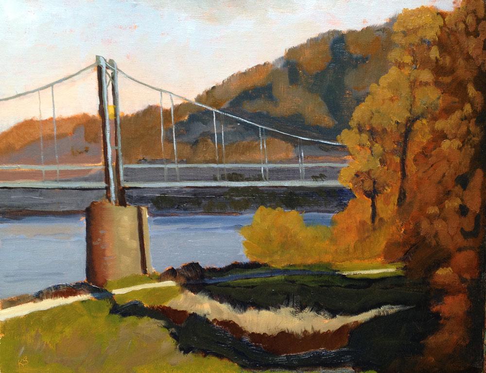 Lumberville Bridge