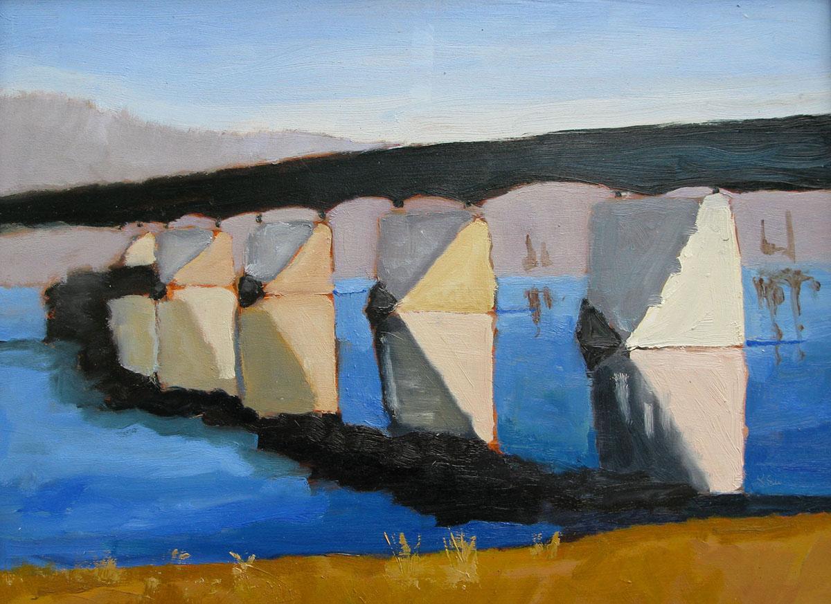 202 Bridge in Winter