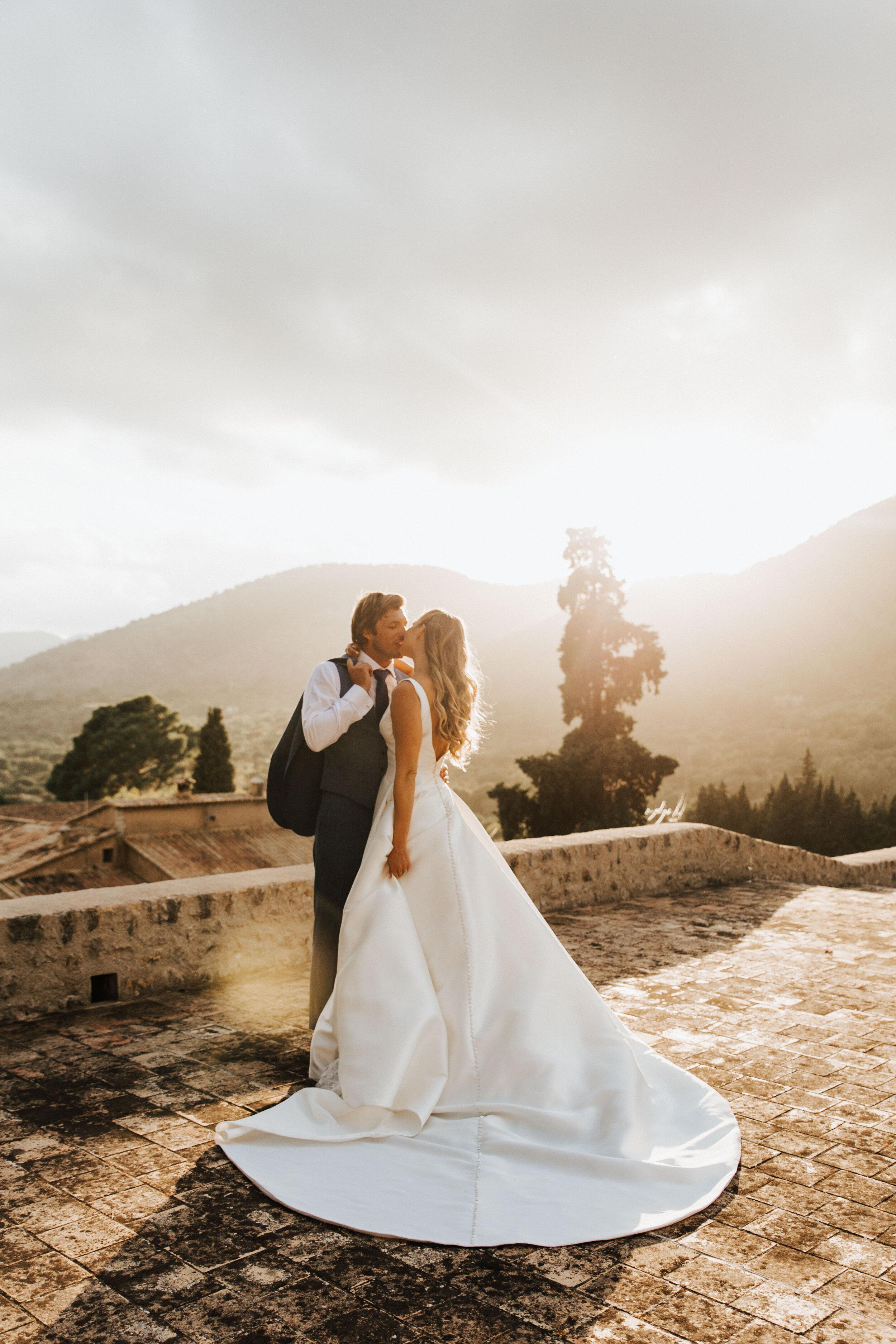 Finca Son Berga Wedding photographer mallorca billie media