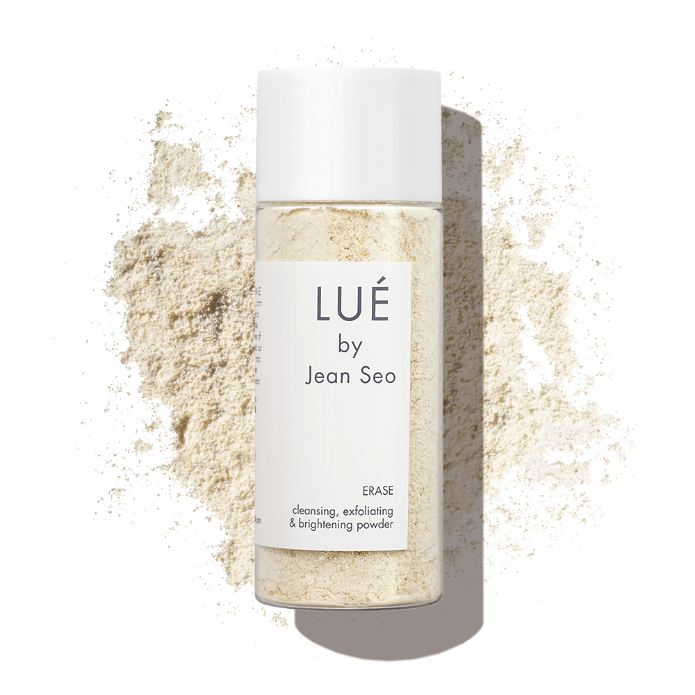 LUE by Jean Seo Erase Cleansing, Exfoliating & Brightening Powder (Full Size)