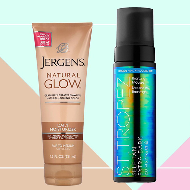 The Best Self-Tanners to Use on Your Face and Body This Summer