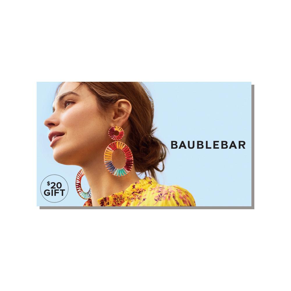 $20 BaubleBar Gift Card