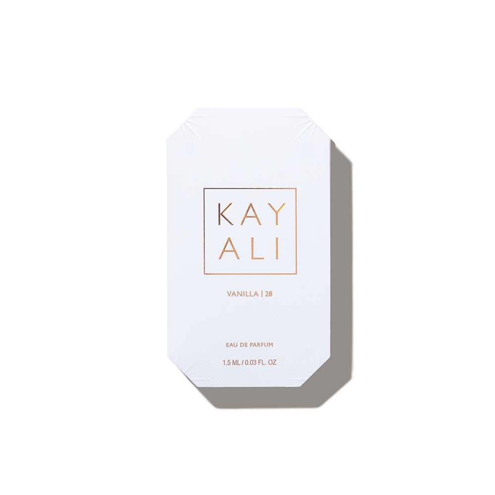 Bonus Item: Kayali Vanilla Fragrance