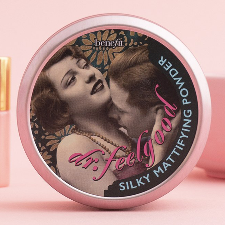Benefit Cosmetics Launches a Powder Version of Its Dr. Feelgood Mattifying Balm