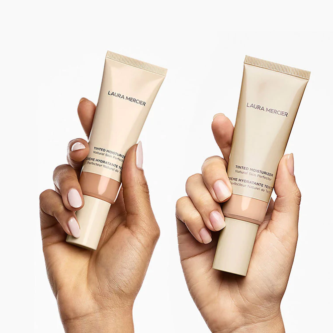 Laura Mercier Reformulated Its Beloved Tinted Moisturizer, and I'm Not Mad