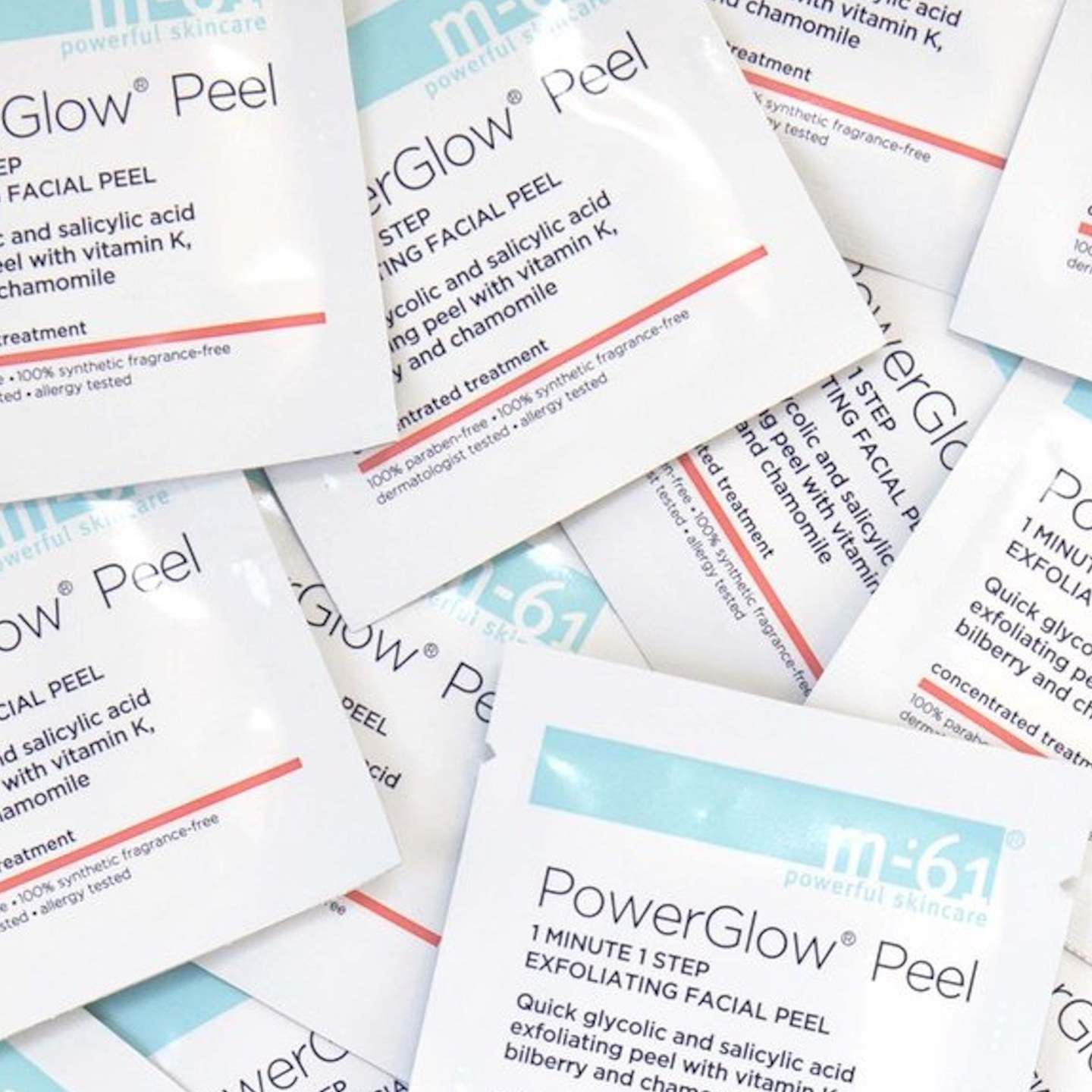 A Box of Bluemercury's M-61 PowerGlow Peel Is Sold Every 8 Seconds
