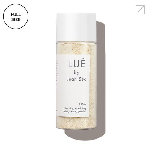 LUÉ by Jean Seo Erase Cleansing, Exfoliating & Brightening Powder (FULL SIZE)