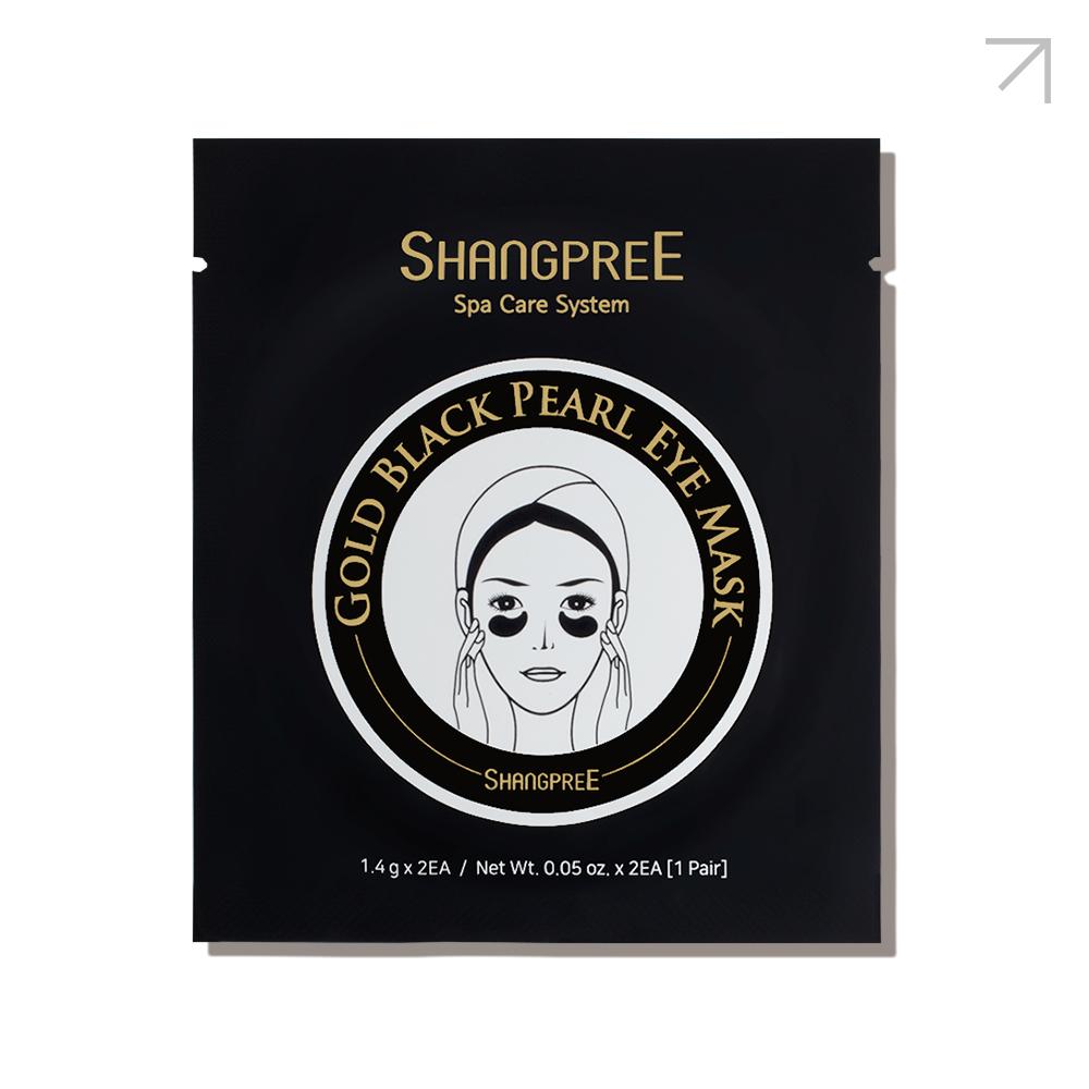 尚普黄金黑珍珠眼罩