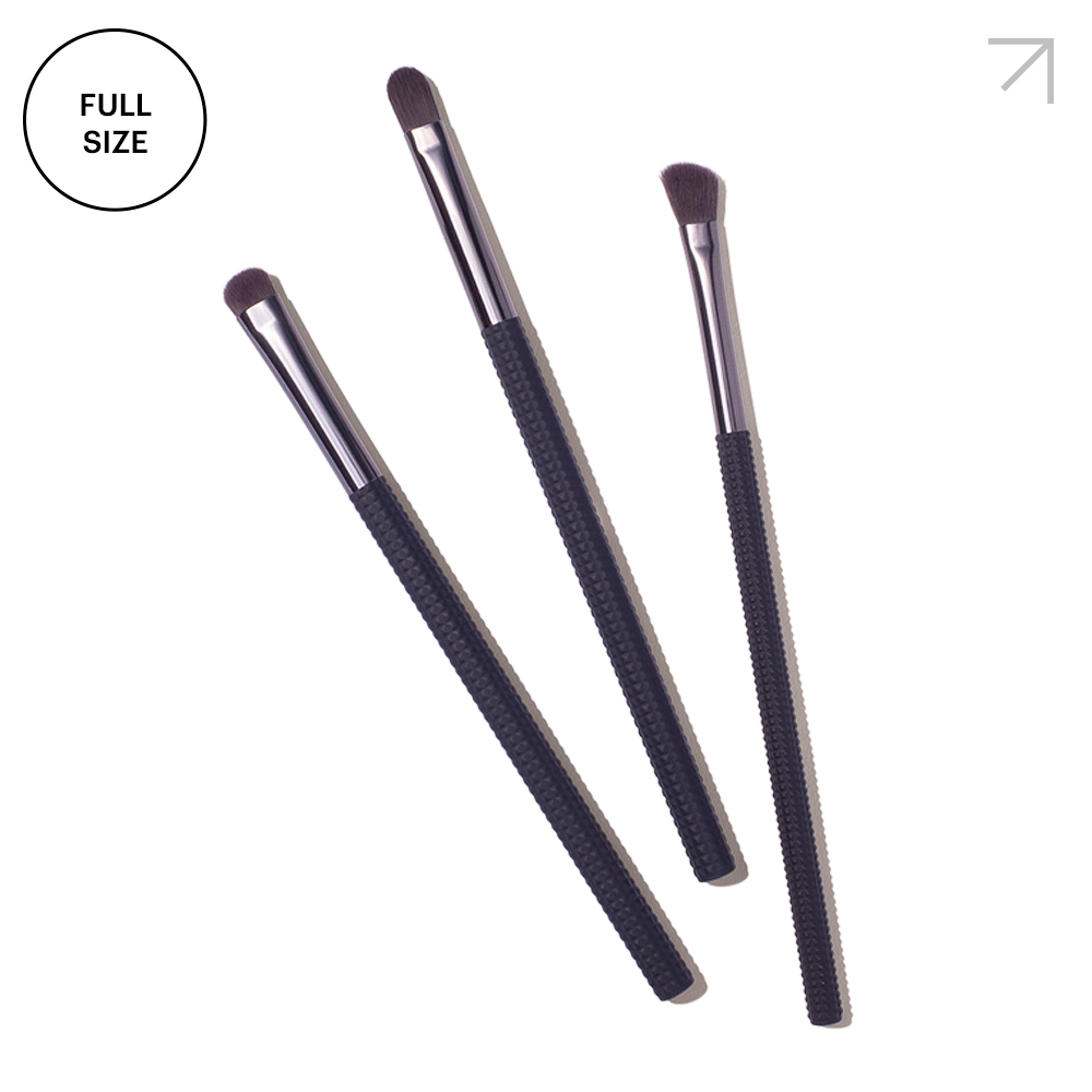 拉鲁斯三支笔刷套装(全尺寸)