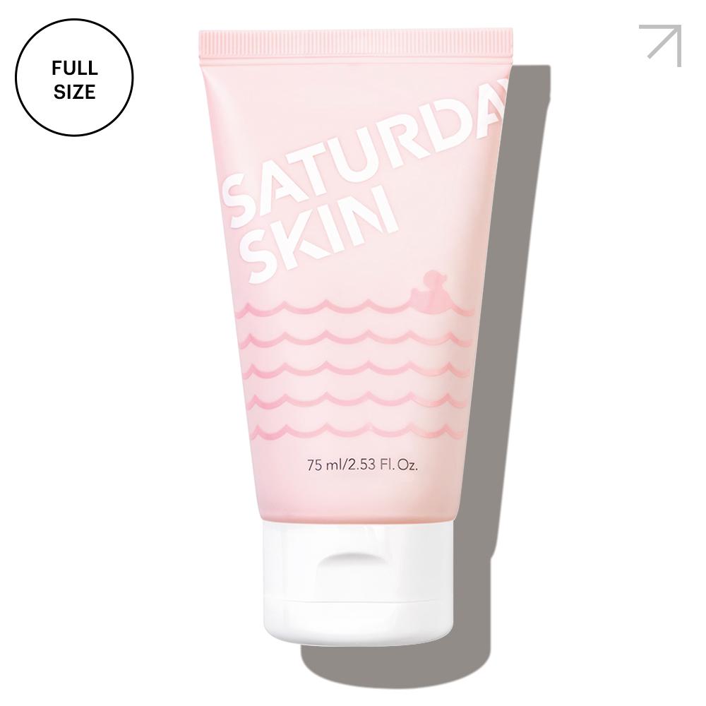 周六皮肤搓揉精炼果皮凝胶(全尺寸)