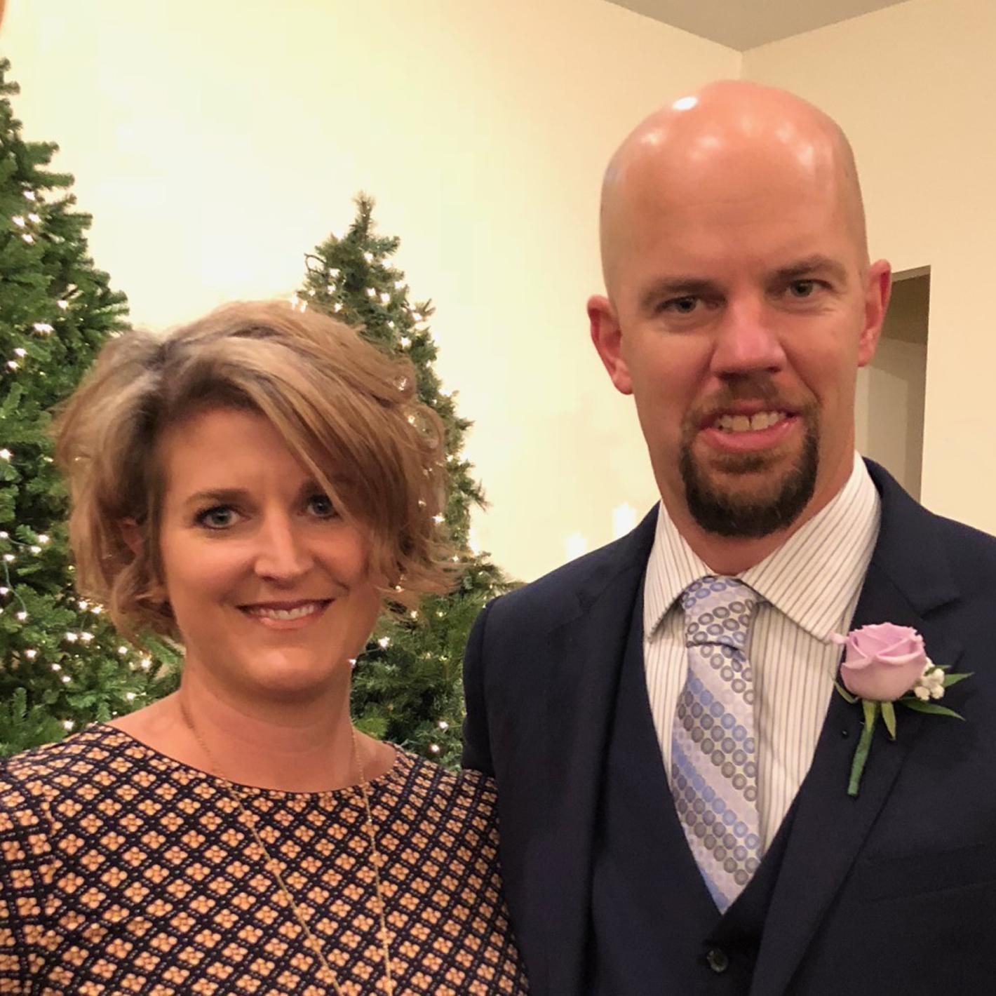 Rev. Greg & Jeni Lubbers