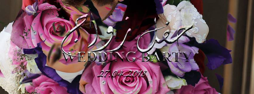 Pride of Arabia presents: Wedding Barty - FRIDAY 04.27.2018,THE YARD UNIT 2A QUEEN'S YARD, E9