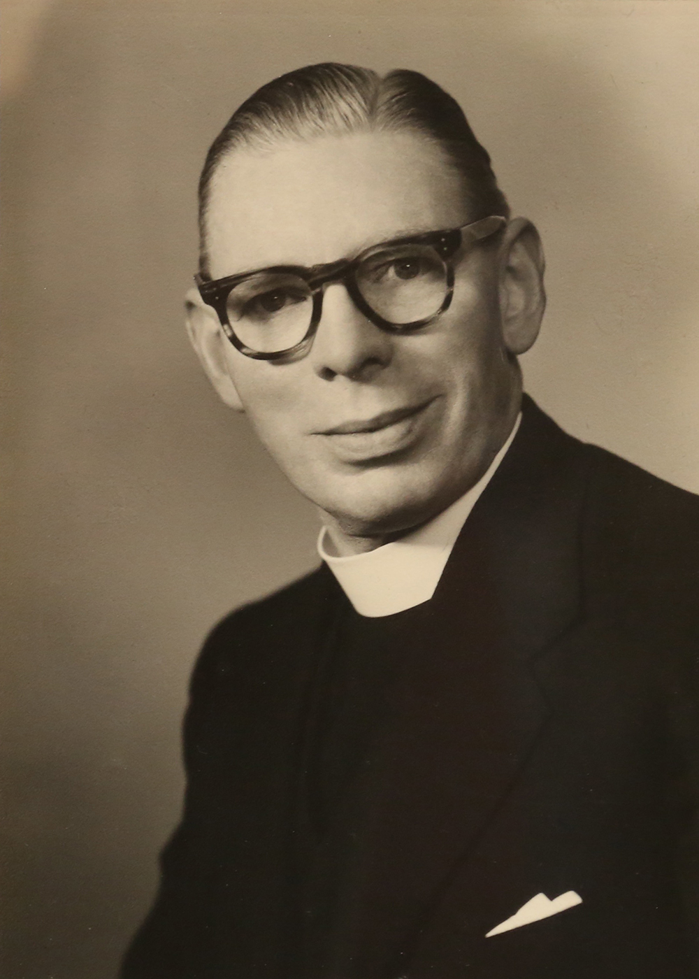 Rev. Thomas John Gray  1952 - 1955