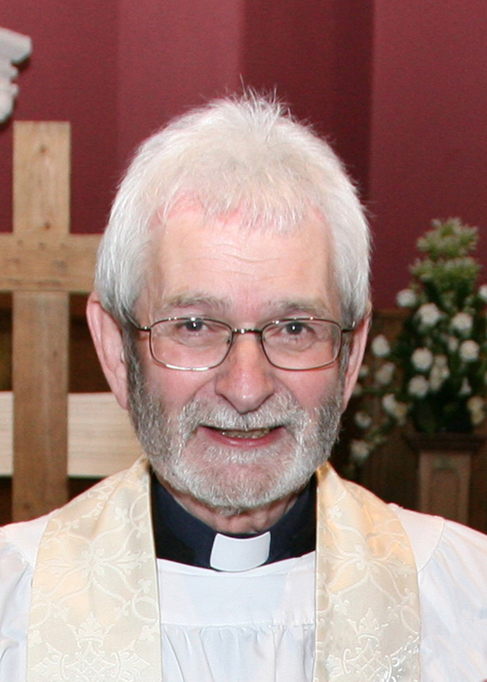 Rev. Paul Redfern  2003 - 2016