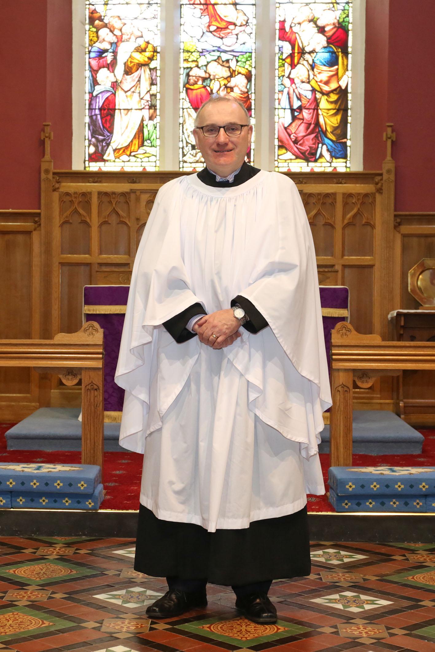 Kilbride Parish Reader - David Holmes