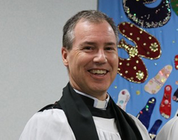 Rev. Jeremy Mould