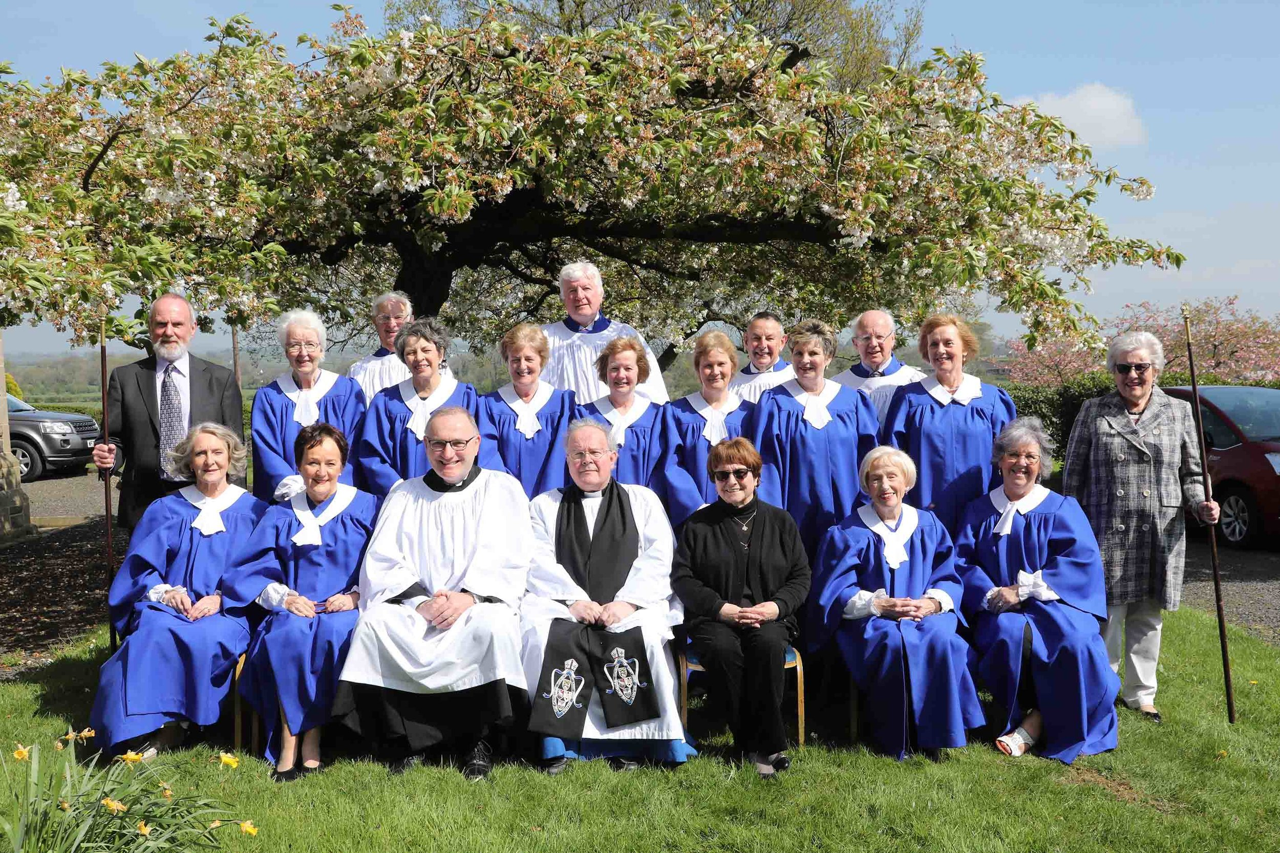 Kilbride Parish Church Choir - Easter Sunday, 21st April 2019