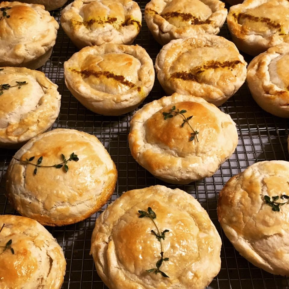 Our Pies Tip Top Savory Pies