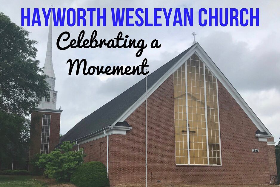 This year, Hayworth celebrates 47 years at its' current location after being at the previous location for 47 years. In the weeks leading up to the celebration, Pastor Brian Matherlee preached about the movement of God within the life of the Church. -