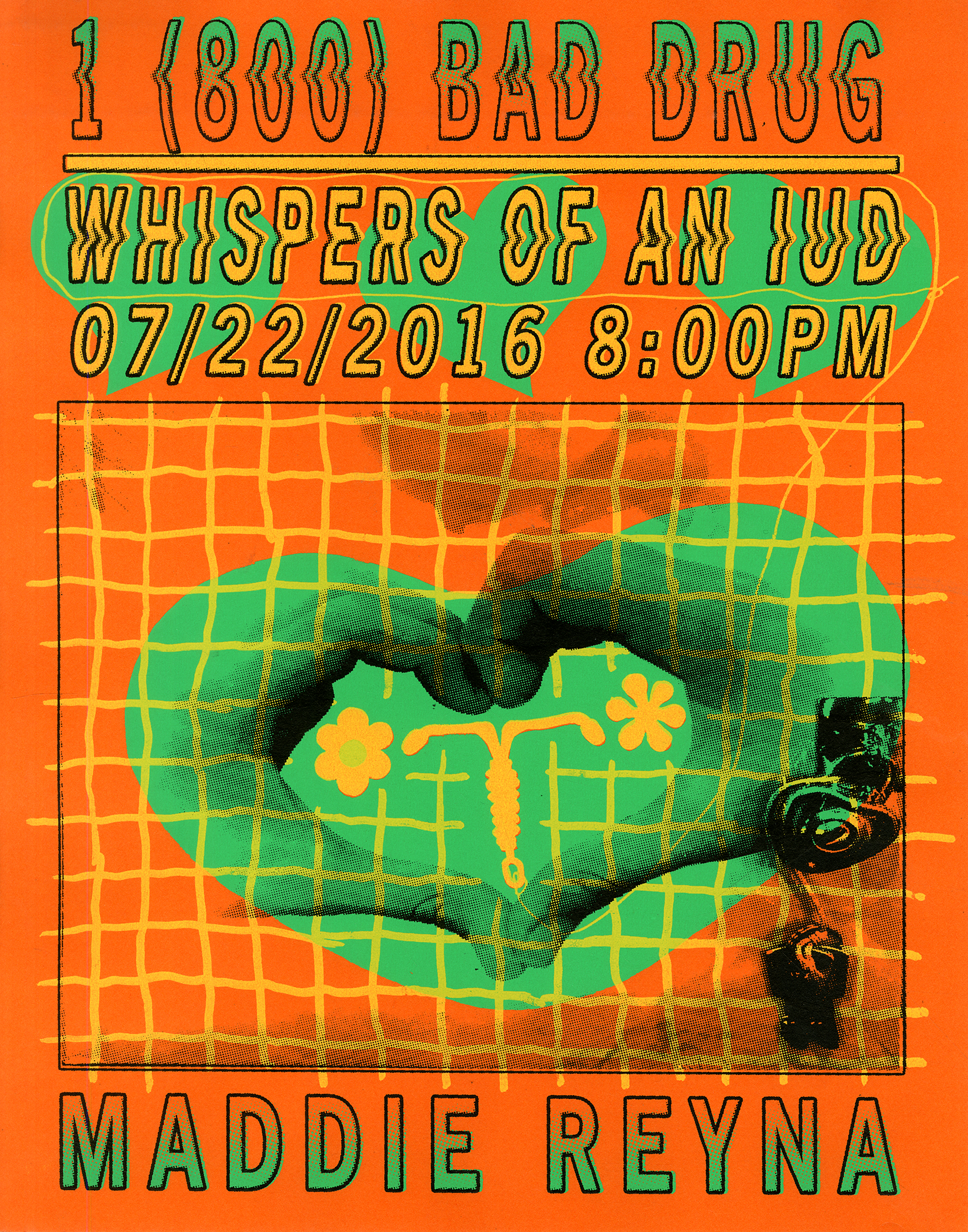 1 (800) BAD-DRUG: WHISPERS OF AN IUD (ALT)