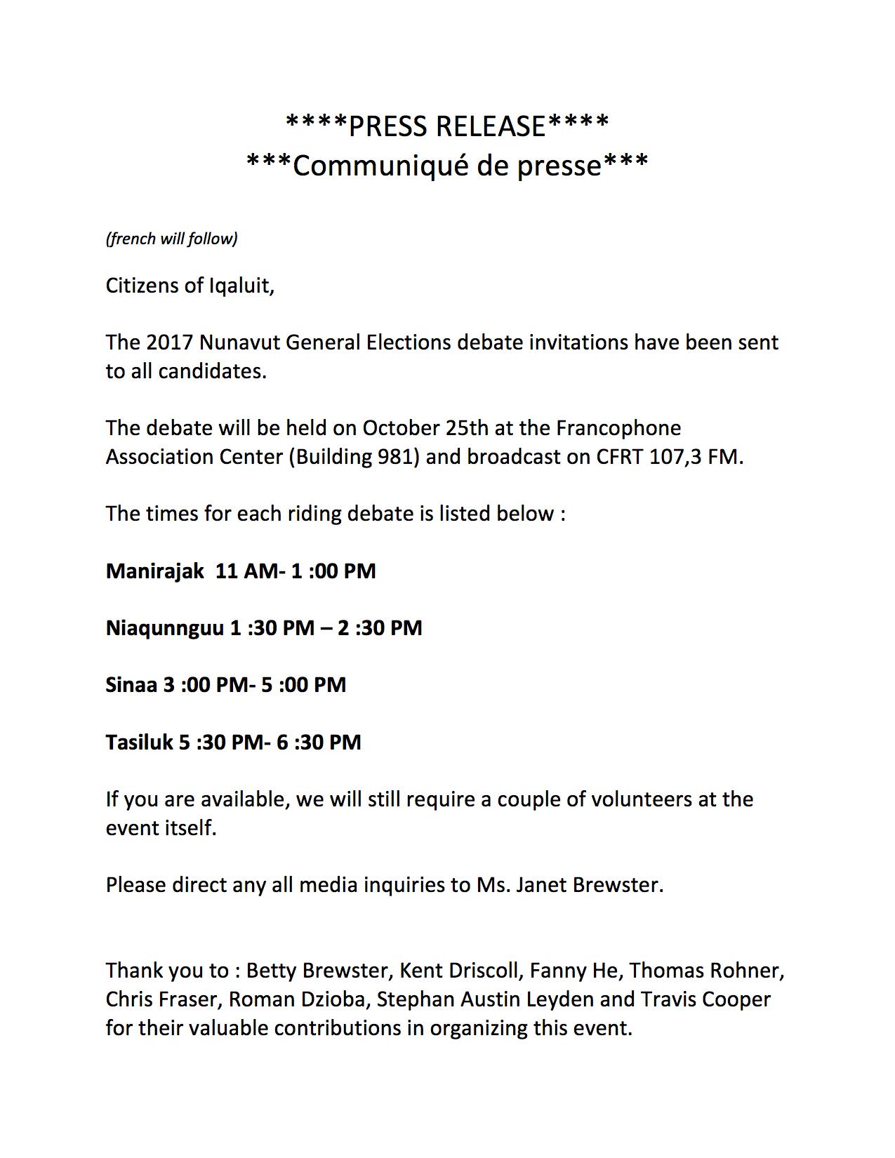 PRESS RELEASE- debate form 2017.jpg