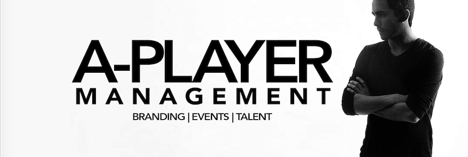 Never settle for B and C-Players ever again. Work with the best. Learn from the best. Create with the best. —  https://www.aplayermanagement.com/