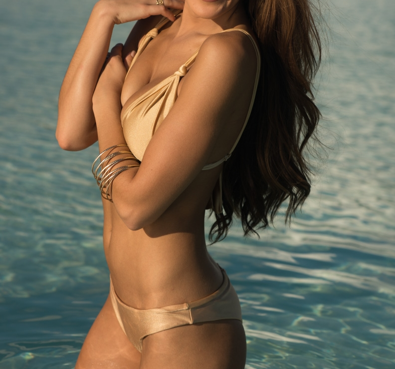 bali babeThe Bali Babe is the perfect fitting bikini for any bust size. Giving a sexy look but still classy and comfortable. -
