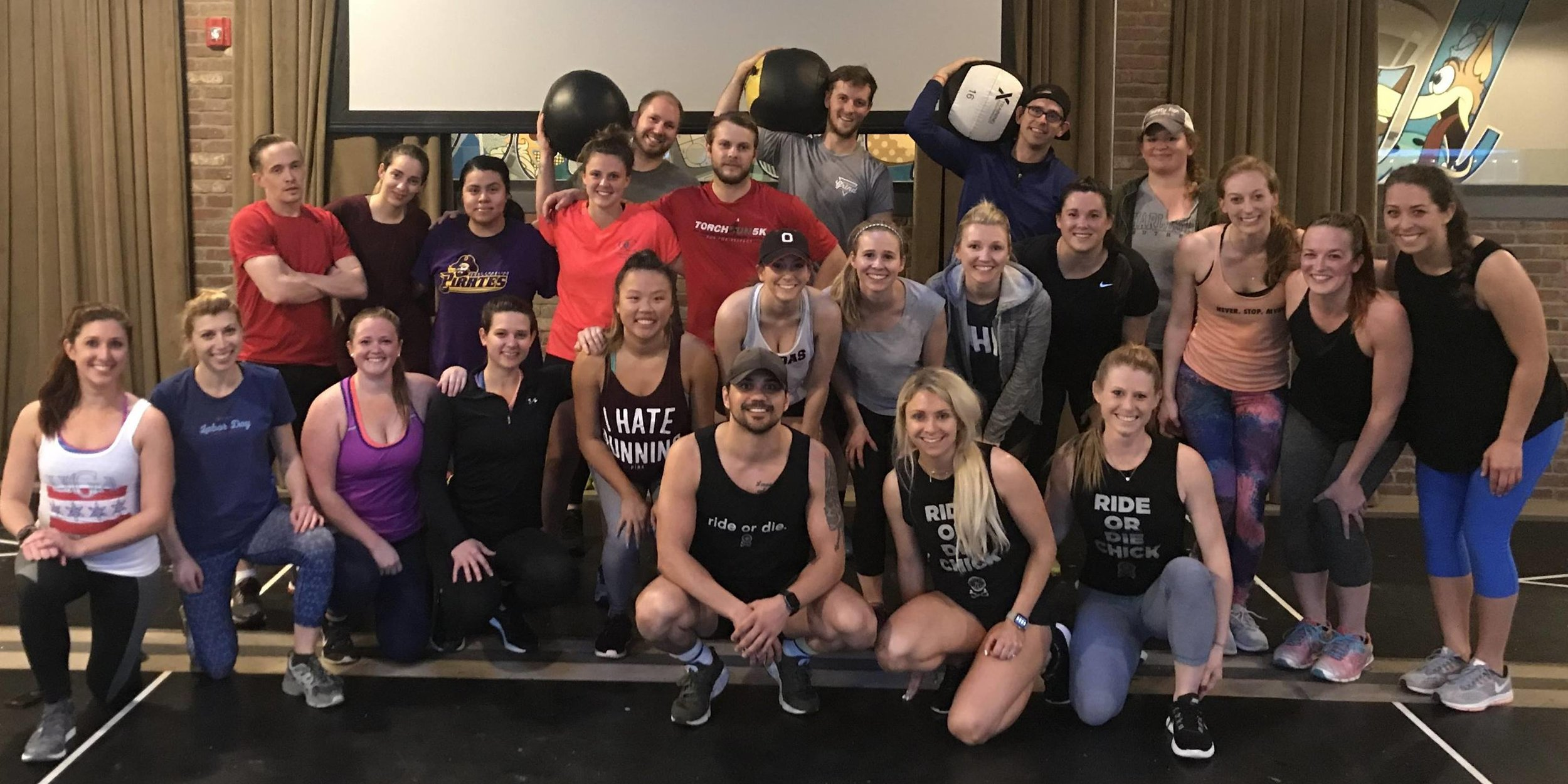 summer bootcamp series charlotte nc