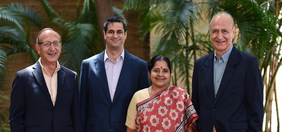 The Cenza Tech Management Team, Chennai