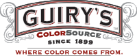 We source all of our Benjamin Moore products from your local Guiry's location.