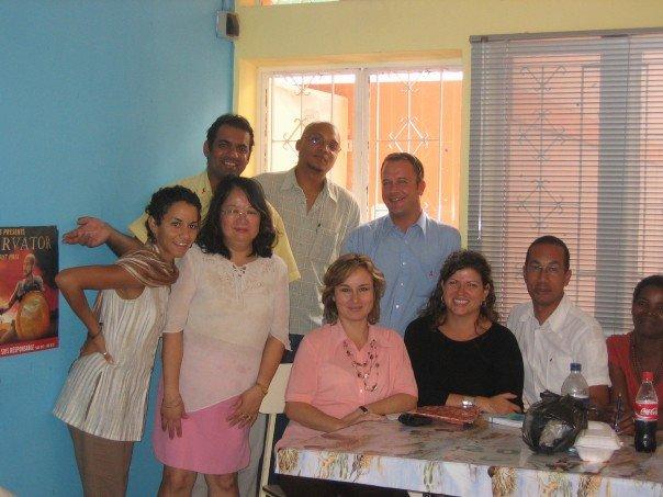 Volunteering in Mauritius, 2006