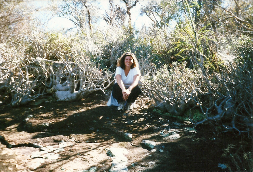 Field work for my Masters, southern Madagascar, 2001