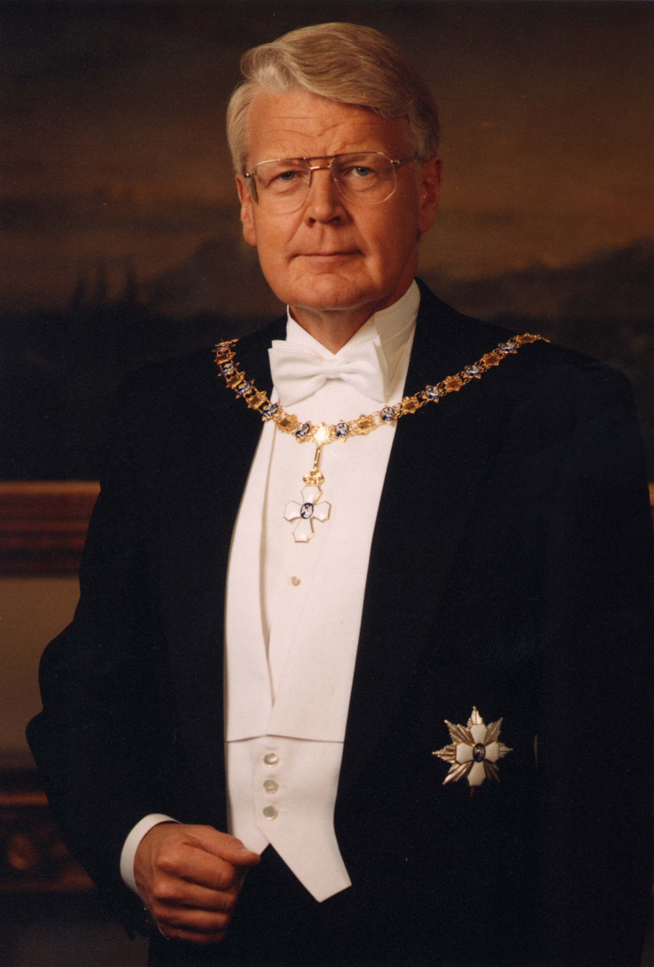 His Excellency frm. President Ólafur Ragnar Grímsson of Iceland