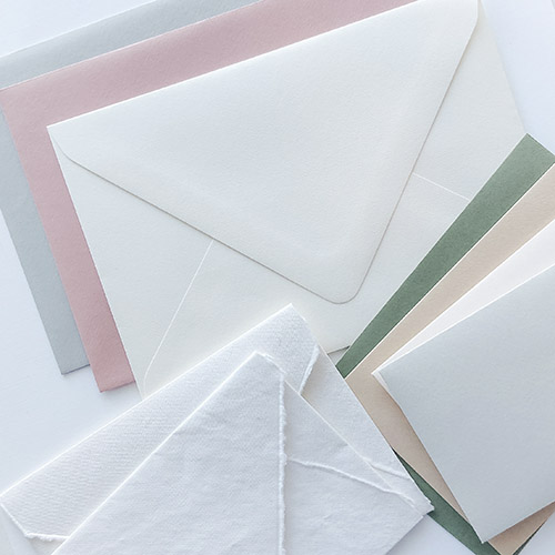 The Ess Letter | Wedding envelopes with euro flap.jpg